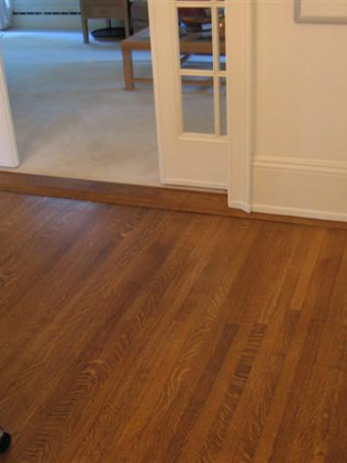 Hardwood Flooring Installation Refinishing Service North